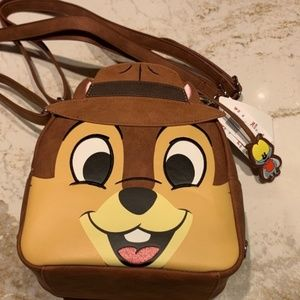 Disney Chip and Dale by Loungefly backpack